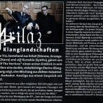 ErilaZ review in Sonic Seducer